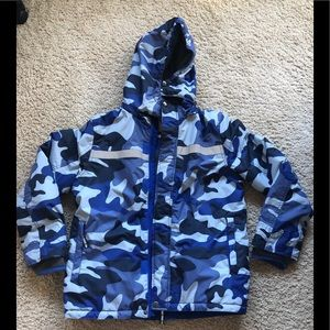 All-Weather Waterproof Jacket - Camouflage